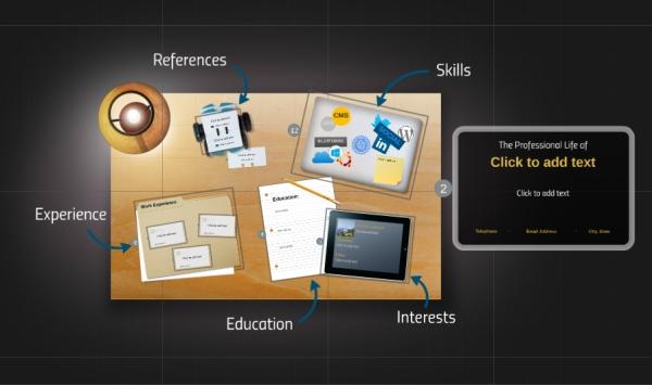 CV Decktop