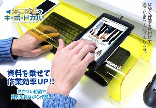 anti-cat-keyboard-in-use