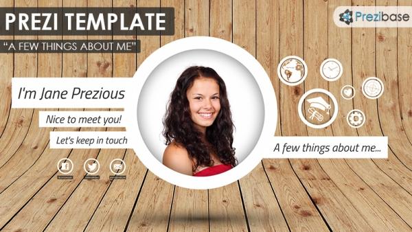 -few-things-about-me-free-cv-resume-prezi-template
